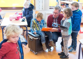 Stichting KOE - in de klas